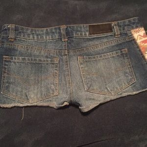 O'Neill Shorts - Tribal jean shorts